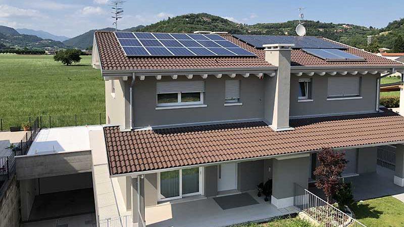 I vantaggi dell'impianto fotovoltaico